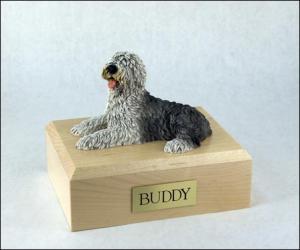 Sheepdog Dog Figurine Cremation Urn
