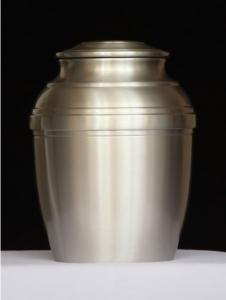 Pewter Arabella Cremation Urn
