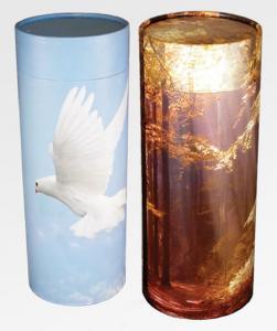 Scattering Cylinder Cremation Urn