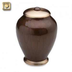 Simplicity Bronze Large Pet Urn
