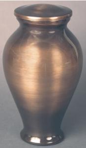 Twilight Bronze Cremation Urn