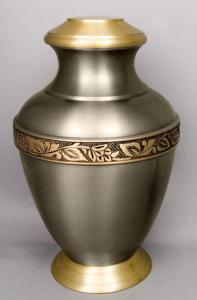 Seville II Adult Brass Cremation Urn