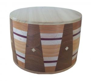 Brandywine - Turned Hardwood Cremation Urn