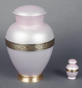Primrose Brass Cremation Urn