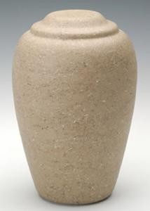 Catalina Grecian Marble Cremation Urn