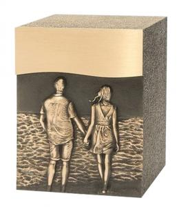 Together at the Beach Companion Urn