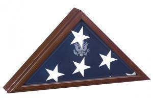 Vice Presidential Flag Display Case