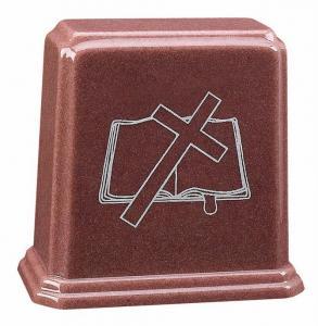 Tablet Adult Granite Cremation Urn