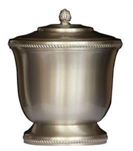 Pewter Elegance Cremation Urn
