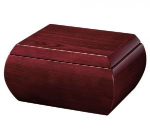 Embassy Memorial Chest Wood Cremation Urn