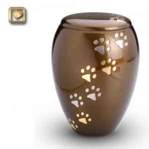 Medium Majestic Paws Pet Cremation Urns
