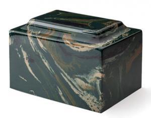 Camo Cultured Marble Urn Vault