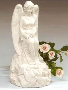 Romo's Angel Cremation Urn