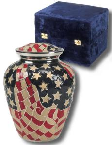 Americana Cremation Urn